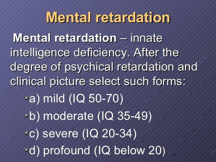 Mild mental retardation adults personality traits commit