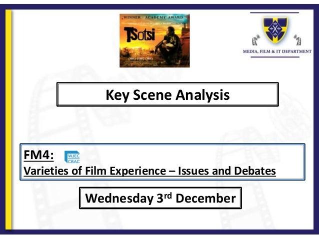 Tsotsi film essays
