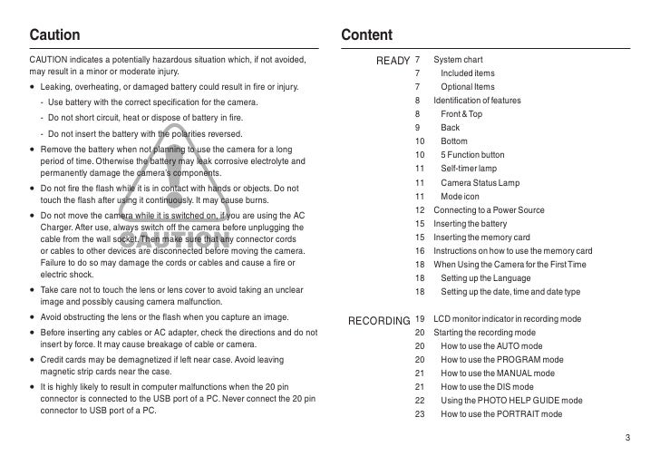 samsung camera l100 user manual rh slideshare net Alcatel Tracfone Manual Wildgame Innovations Manuals
