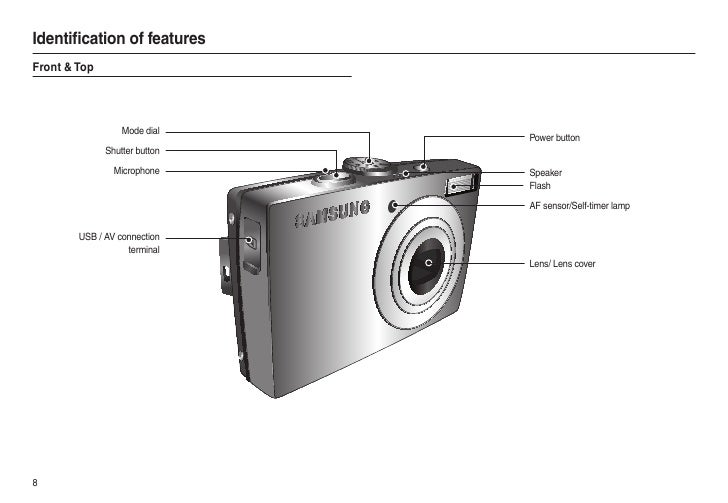 samsung camera l100 user manual rh slideshare net samsung l100 camera manual Memory Card Samsung L100