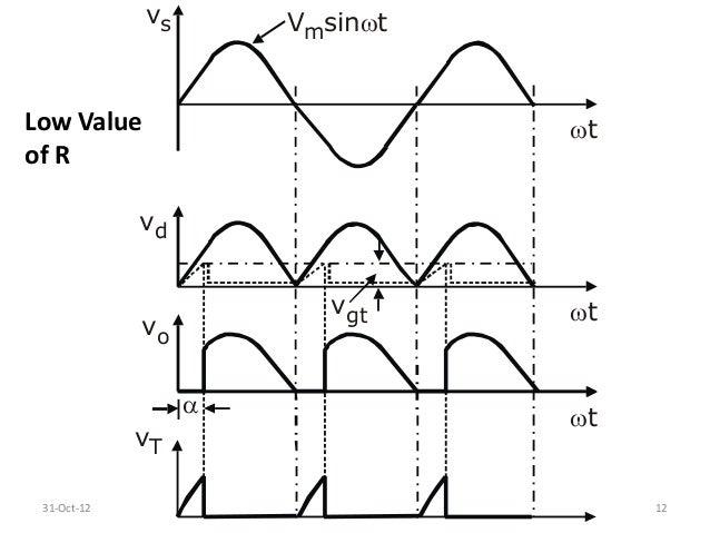 l11 rc triggering circuit