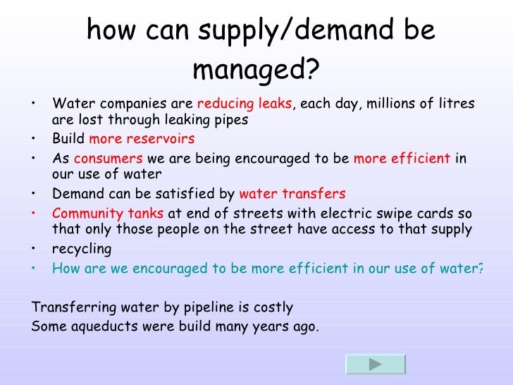 supply and demand and correct option 5 reviewing item and quantity information  processing options for supply and demand  responsible for setting up and maintaining the correct stocking levels for.