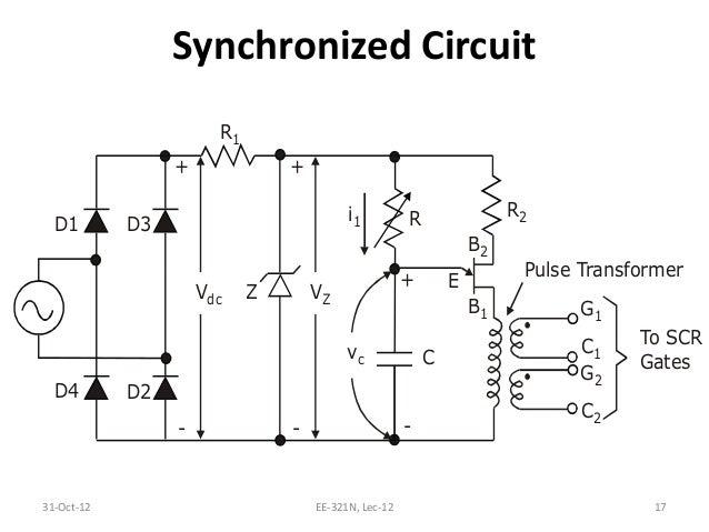 ujt firing circuit pdf