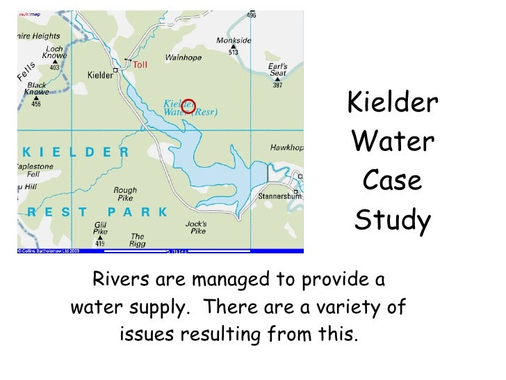 kielder water case study ppt