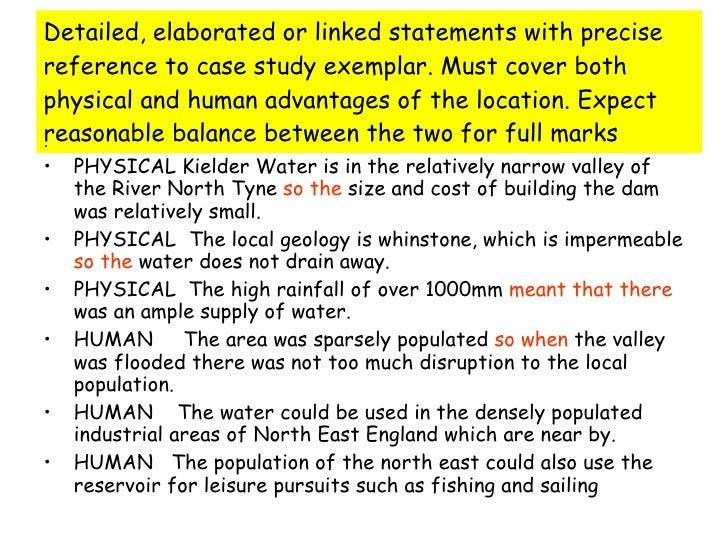 kielder water case study