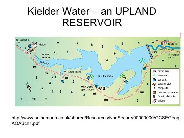 kielder water case study facts