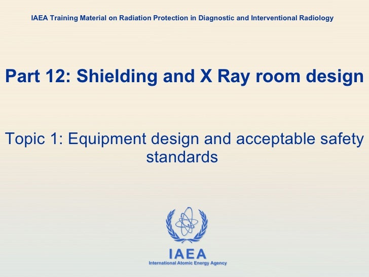L12 shielding for X ray room decor