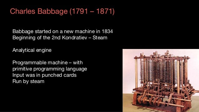 Q4 What was the first killer application for calculating machines?