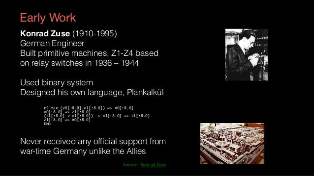 War Machines Source:COLOSSUS COLOSSUS Built in England's Bletchley Park and used by British code breakers to read encrypt...