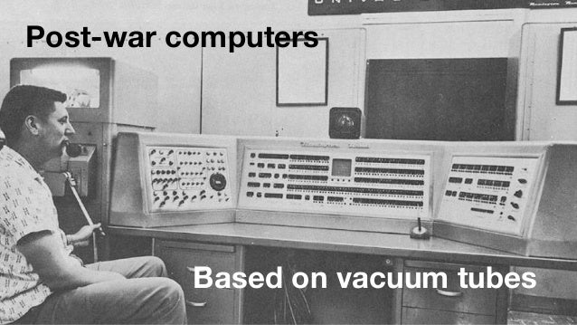 Tyranny of Numbers Source:TyrannyofNumbers,TransistorComputer Computer Engineers have much more flexibility with tran...