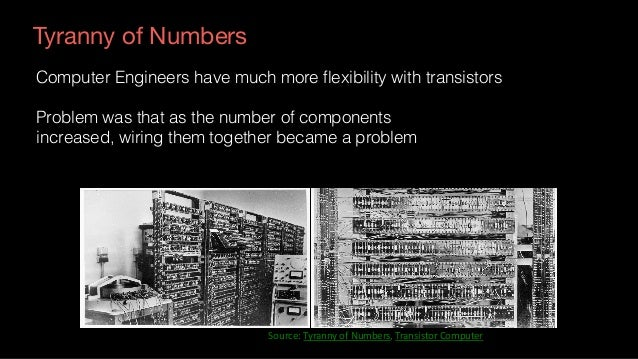 Lessons: Early Computing Machines ▪ Electricity was key to computers  – Switching technologies  ▪ First electric computers...
