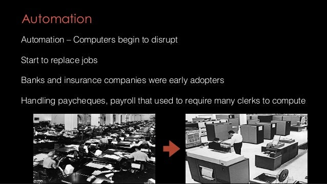 Moore's Law Cost of computers went down
