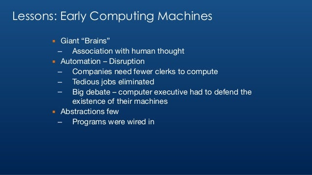 Q8 Why did IBM not go into the mini computer market?