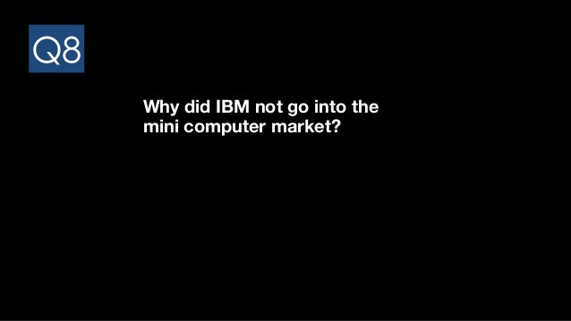 Q10 What was the first product in the market after the introduction of computer chips? HINT: It disrupted a device that wa...