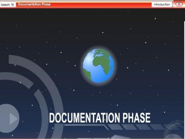 L18 documentation phase