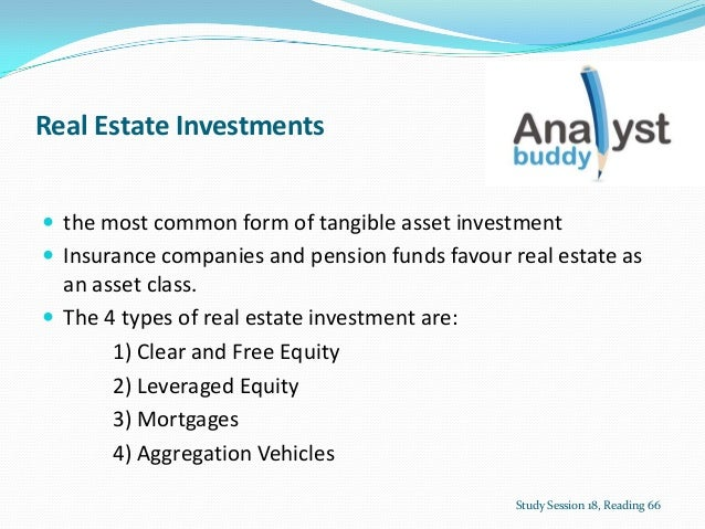 L1 Flash Cards Alternative Investments Ss18