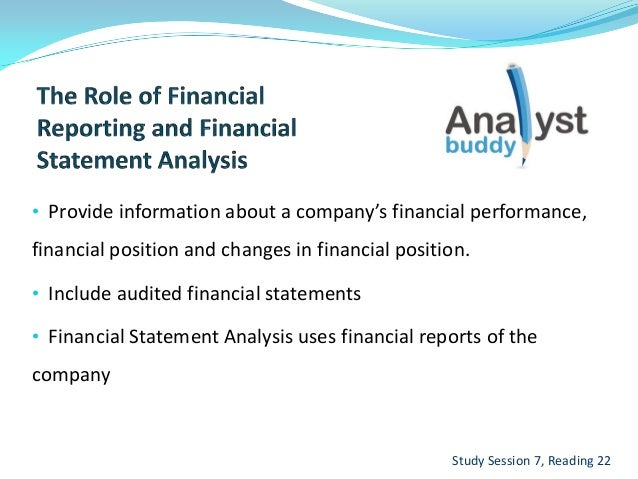 • Provide information about a company's financial performance,financial position and changes in financial position.• Inclu...
