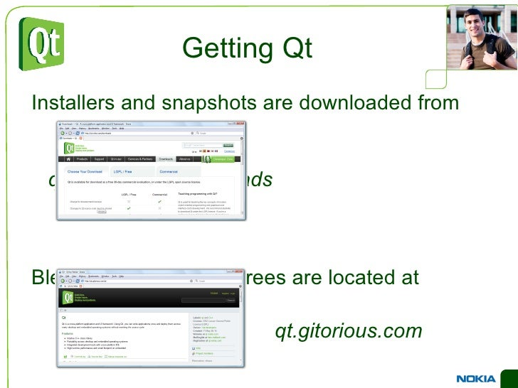 Where is Qt used?