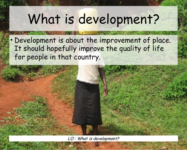 describe and explain the development of Holistic development is a process of self-actualization and learning that combines an individual's mental, physical, social, emotional and spiritual growth the term can be used to describe forms of alternative education that are based on the more humanistic and democratic outlooks its premise is .