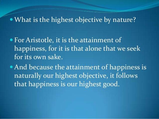 Aristotle: Logic