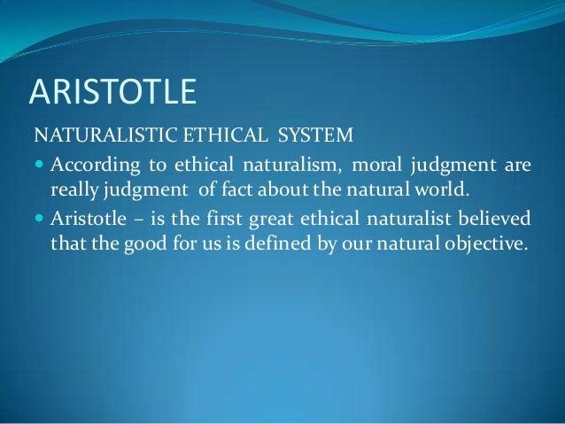 Humanistic naturalism
