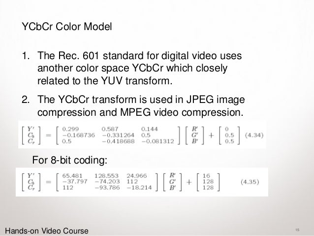 Hands-on Video Course -