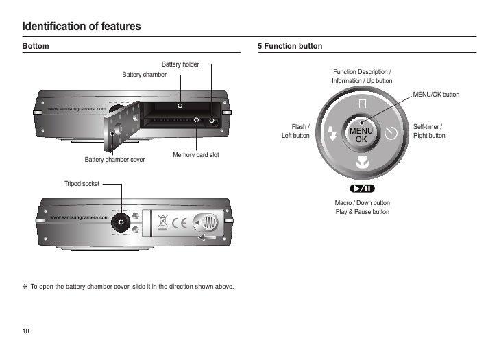 samsung camera l210 user manual rh slideshare net Samsung Transform User Guide Samsung Transform User Guide