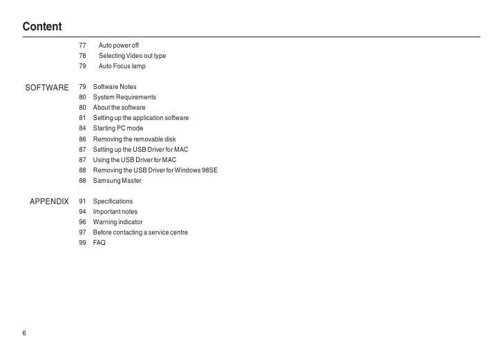 samsung camera l210 user manual rh slideshare net Samsung Refrigerator Problems epson l210 instruction manual