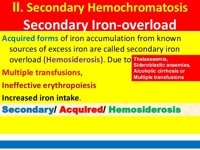 haemochromatosis detection essay The term hereditary haemochromatosis plus detection of see also an overview of previous discussions and a general essay on this topic.