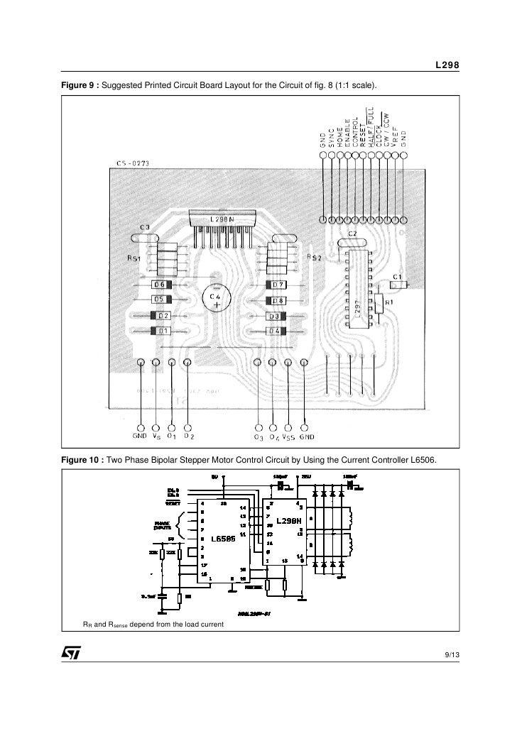 L298n Data Sheet