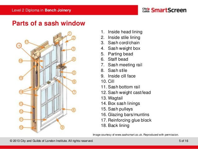 L2 Bench Joinery Unit 212 Power Point Presentation 5