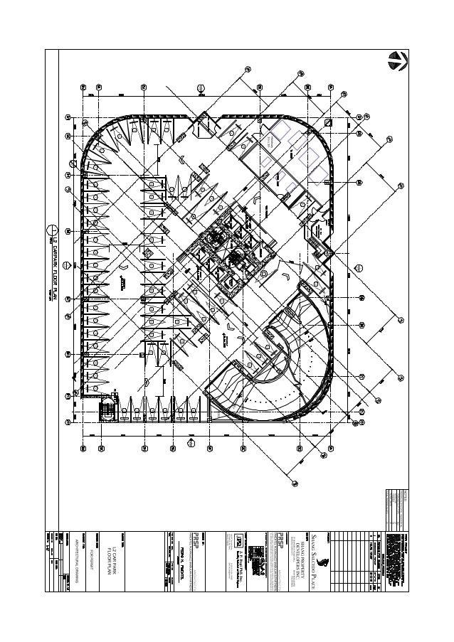 L2 Car Park Floor Plan