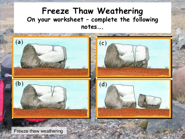 L2 ice erosion 2013 ap1ppt freeze thaw weathering ccuart Choice Image