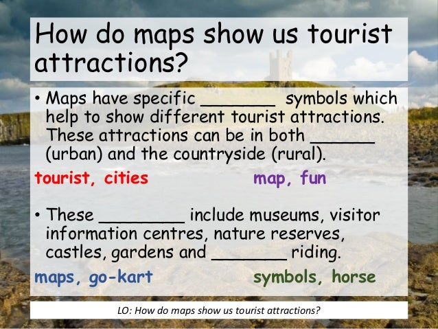L Os Maps And Tourism - How do maps help us