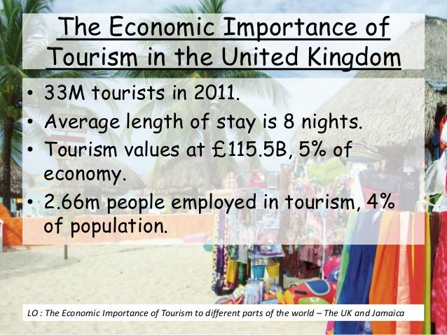 2 the importance of tourism Guidance note 2: local economic impact modelling approaches (324  it is  important to note that each tourism trip has one and only one main.