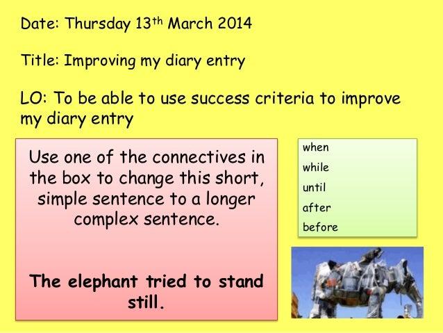 Journal Writing - PowerPoint PPT Presentation