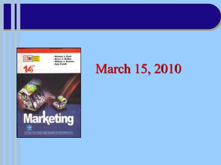 March 15, 2010<br />