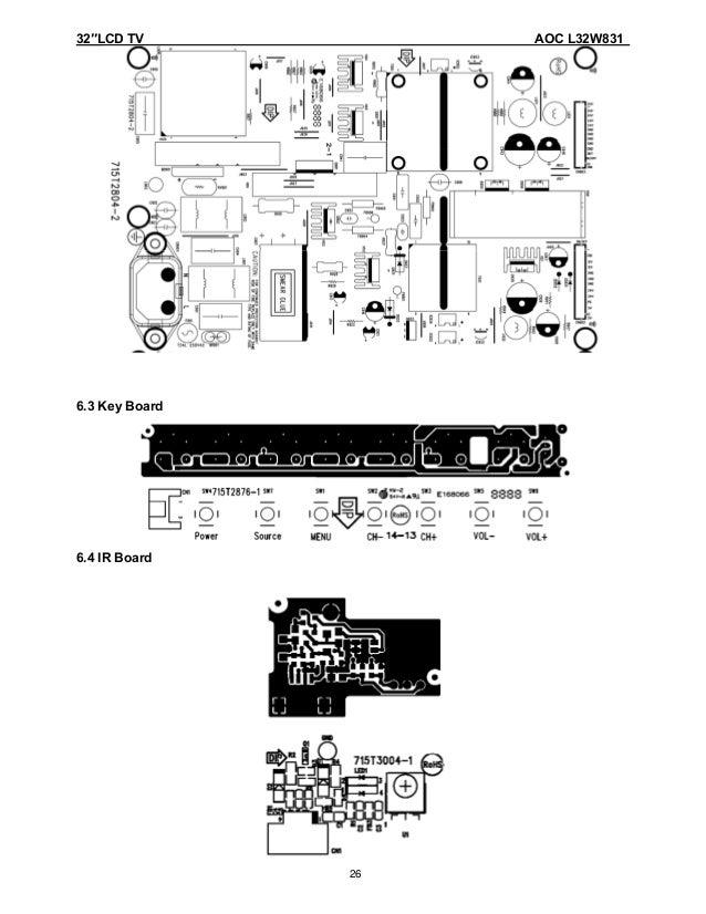 L32 w831 service_manual