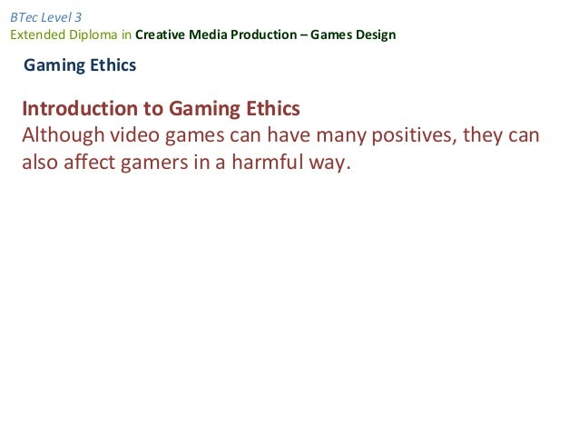 """the ethics of selling violent video Legislation on video game violence  """"ultra violent video games"""" - assembly bills 1792 & 1793  prohibits selling or renting a restricted video game (those ."""