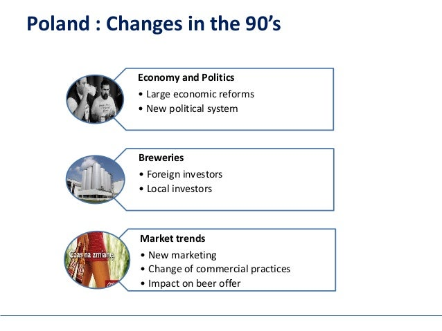 An overview of the polarization in the political system in 1995