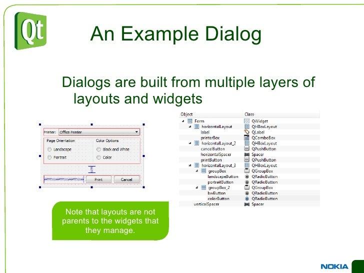 Traits of a Widget <ul><li>Occupies a rectangular area of the screen