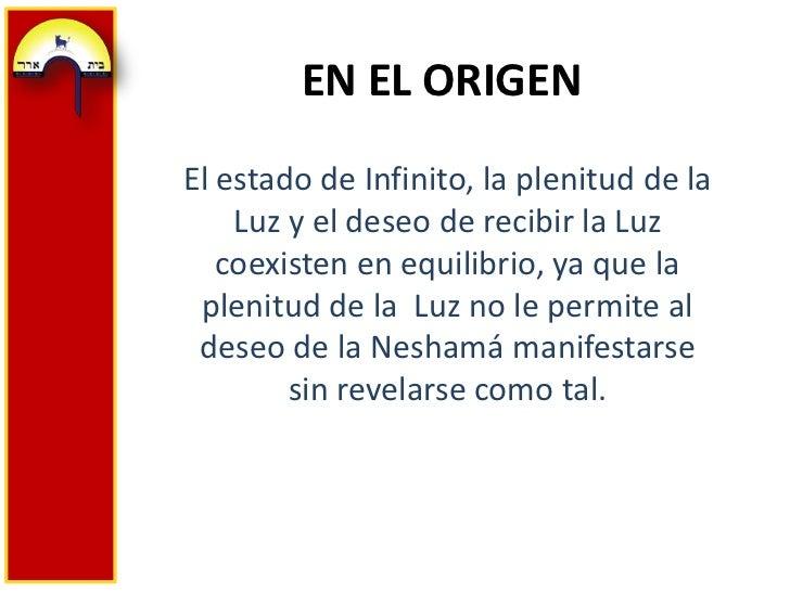 Principios Generales de Kabala para la Labor Espiritual Slide 3