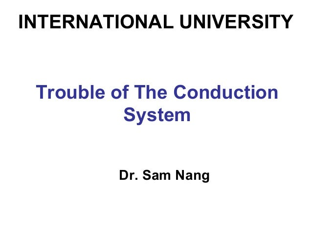 L4 trouble of conduction