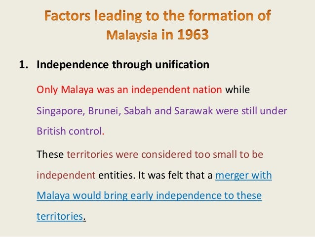 factors in the formation of malaysia Interrelated factors: (i) distortions introduced by the new economic policy   figure 2: malaysia gross fixed capital formation as % of gdp.