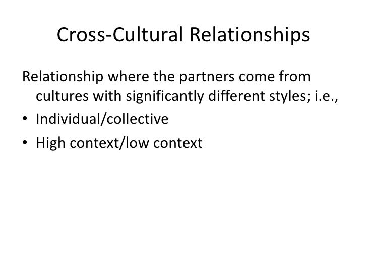 cross cultural marriage essay This week\'s essay from the mission of god study bible focuses on cross-cultural ministry and the mission of god you can get your copy of the mission of god study.