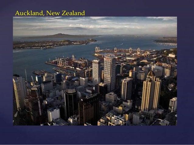 { Auckland, New Zealand