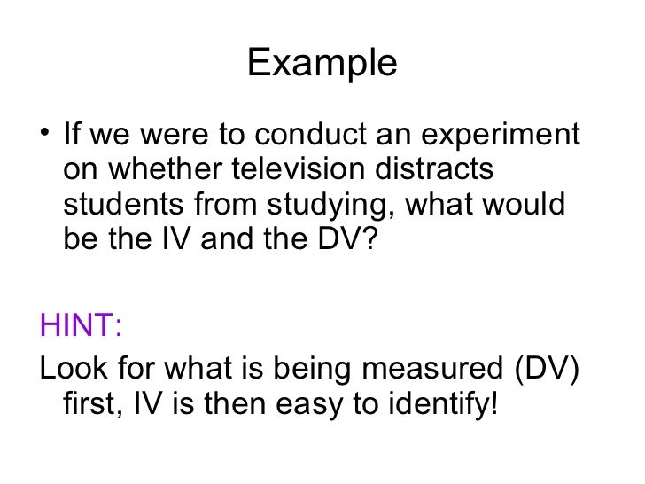 iv and dv psychology examples of dual relationship