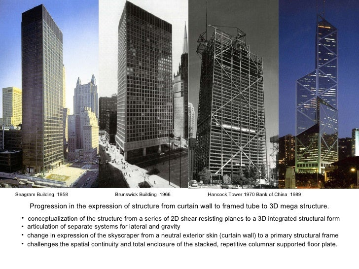 seagram building ppt