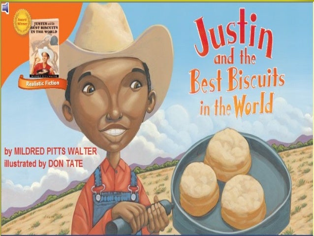 Justin And The Best Biscuits In The Worldlesson 7