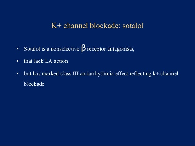 B. Pharmacological Effects and Clinical Uses 1. CVS: A. Heart: both – decreased HR, force of contraction (–ve inotropic & ...
